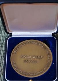 medal dla kancelarii